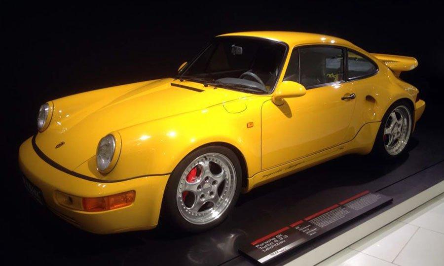 Porsche 964 Turbo Turbosition