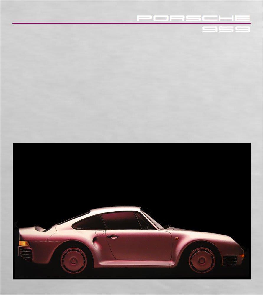 Prospekt Porsche 959