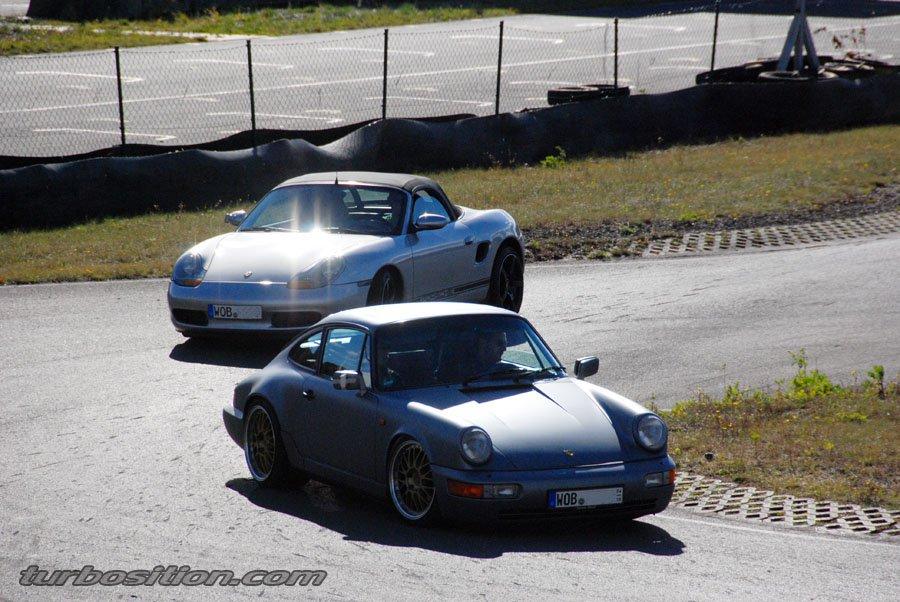 Porsche 911 & Boxster