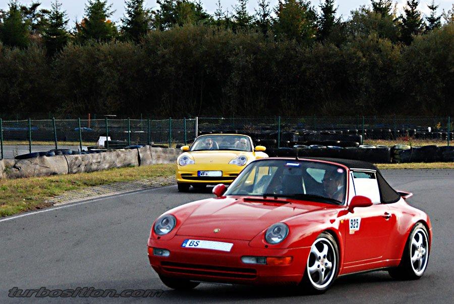 Porsche 993 Cabrio