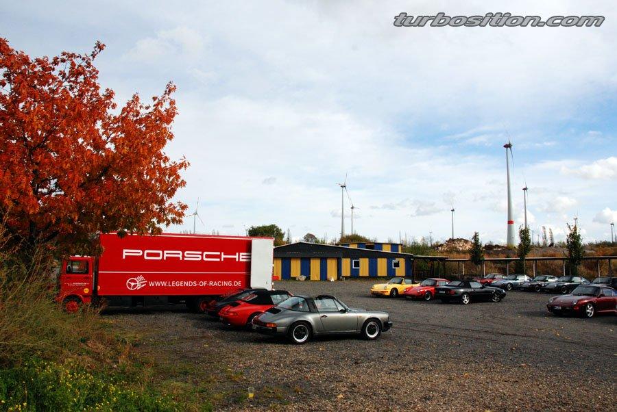 Porsche Herbst-Parcours am Harz-Ring