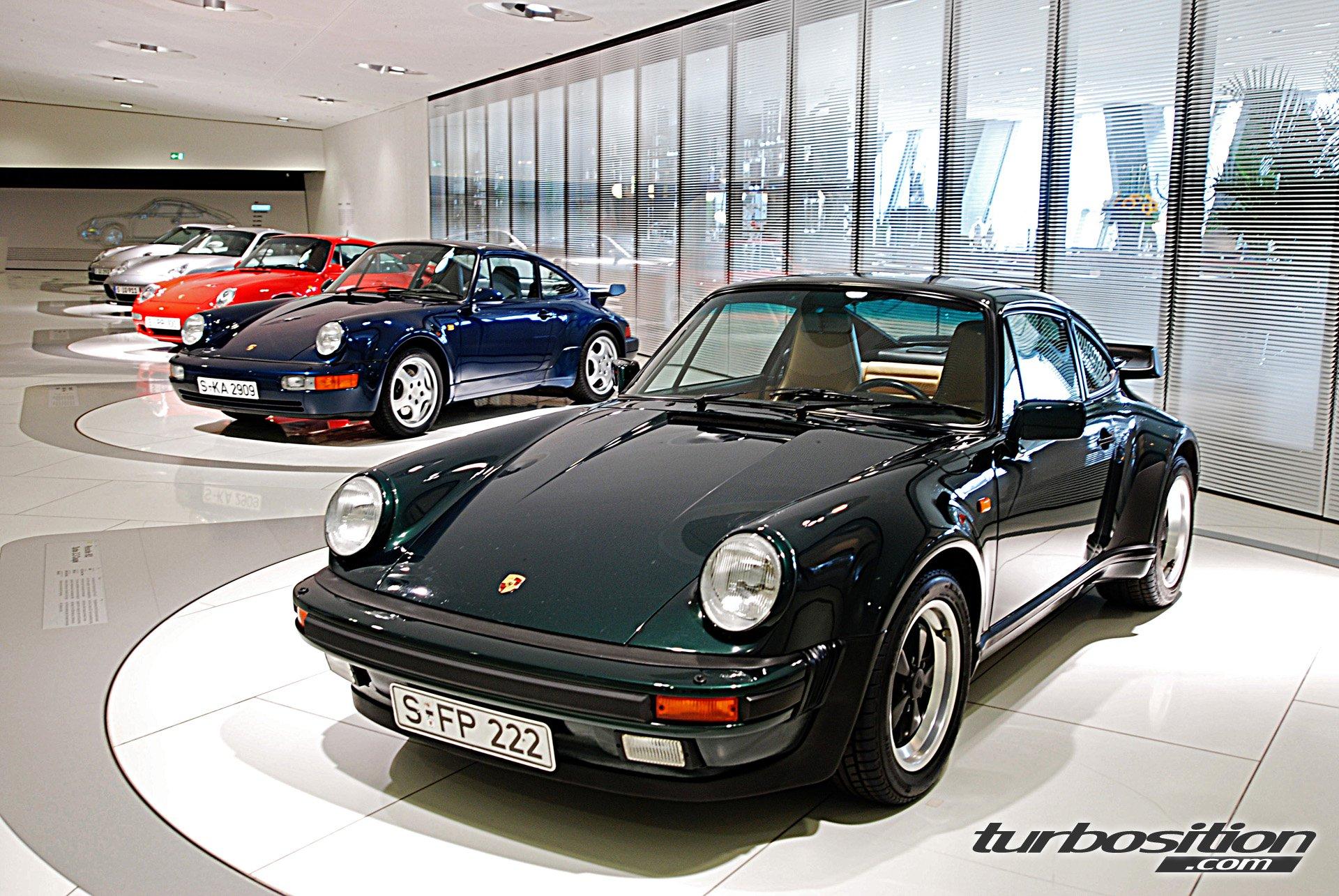 Porsche Museum In Stuttgart Zuffenhausen Turbosition