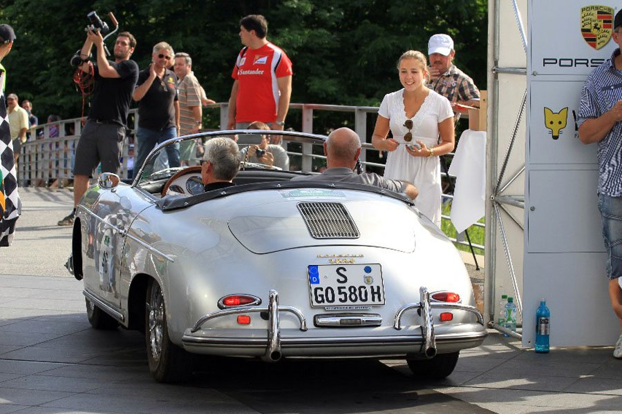 Porsche 356 Speedster 1600 Super
