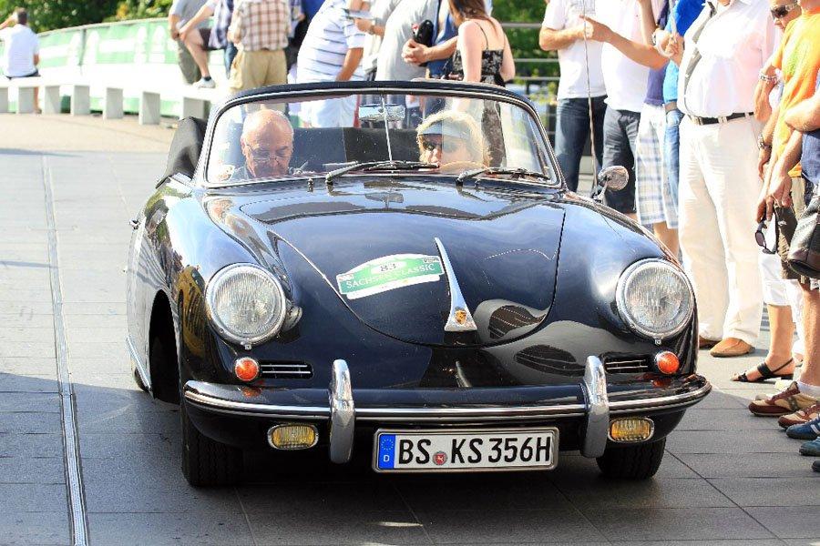 Porsche 356 B 1600 Super - 1960