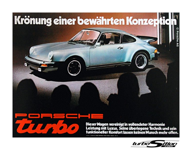 Porsche 911 turbo - The crowning