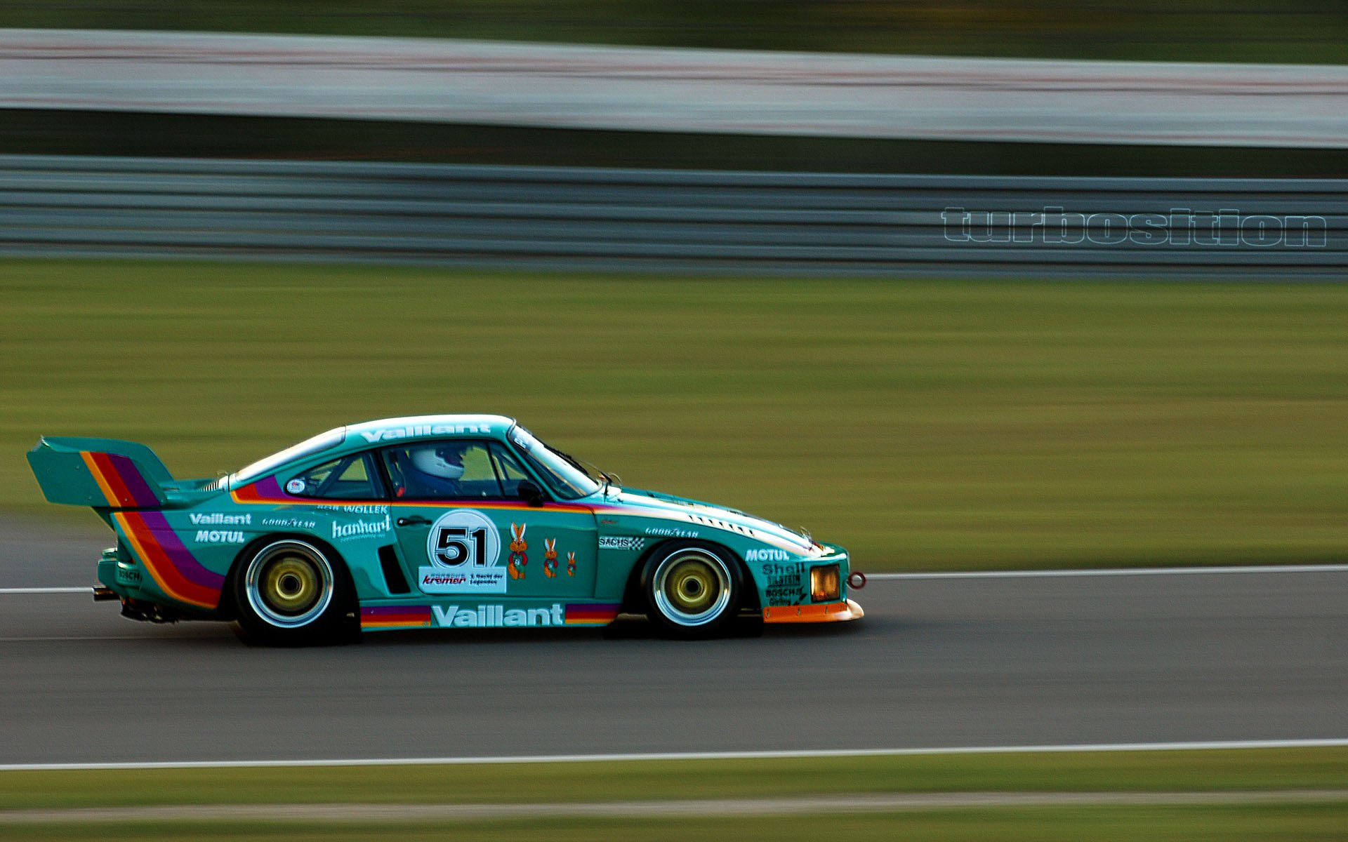 Kremer Porsche 935 Porsche Of The Month 2014 04