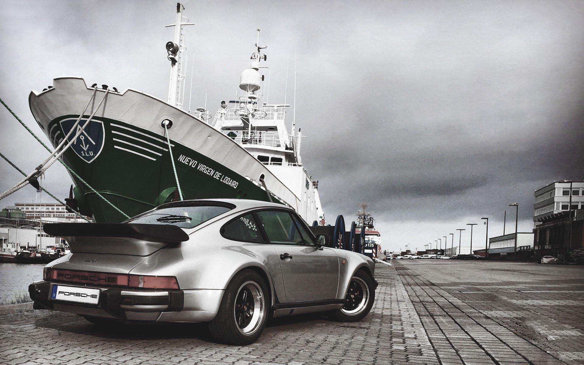 Porsche 911 Turbo 1981 Porsche Of The Month 2015 11