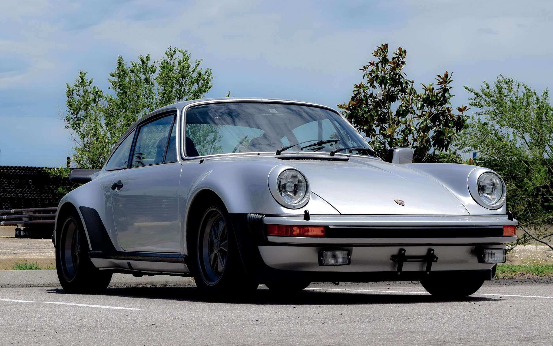 Porsche 911 Turbo Silver Porsche Of The Month 2015
