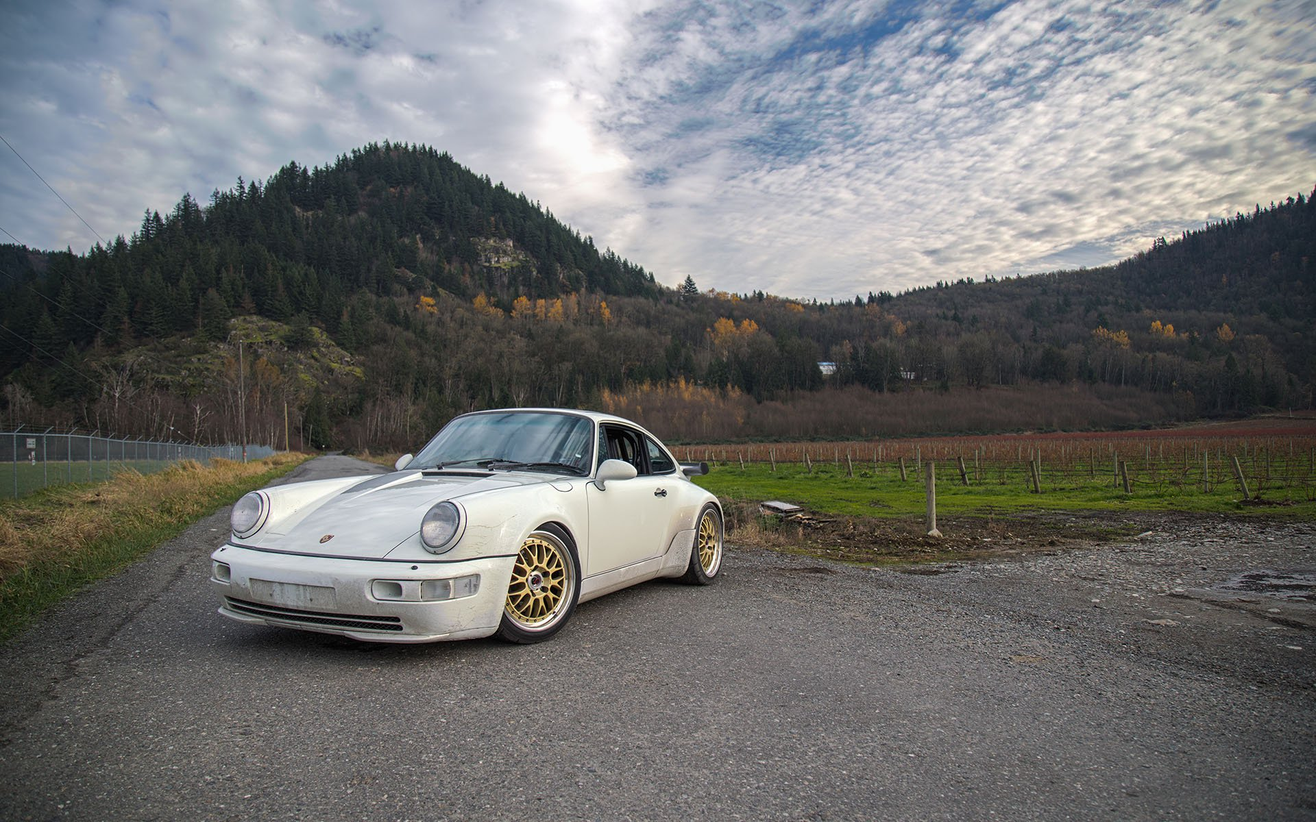 Porsche 964 Turbo Porsche Of The Month 2016 02