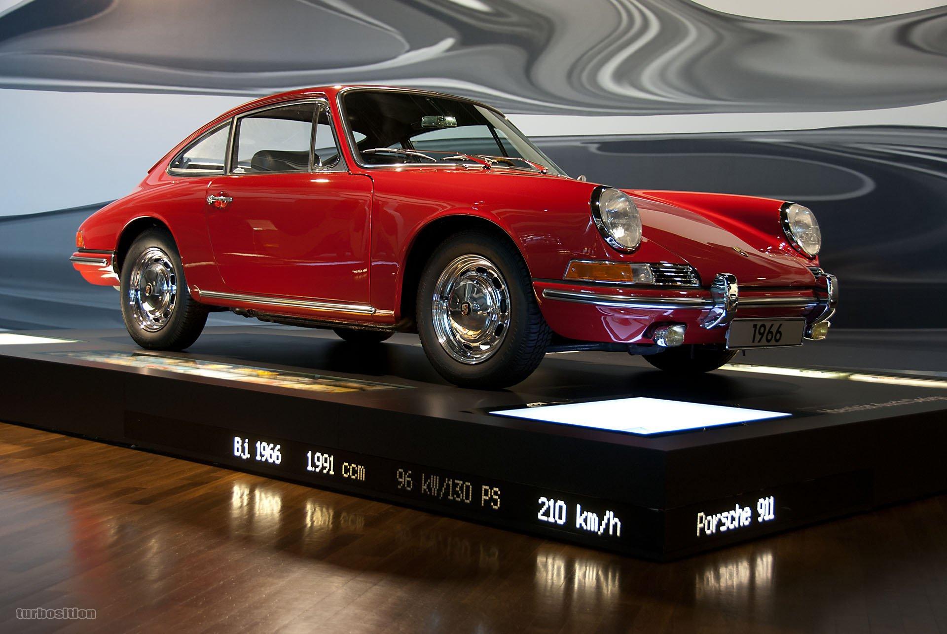 Porsche 911 - Baujahr 1966