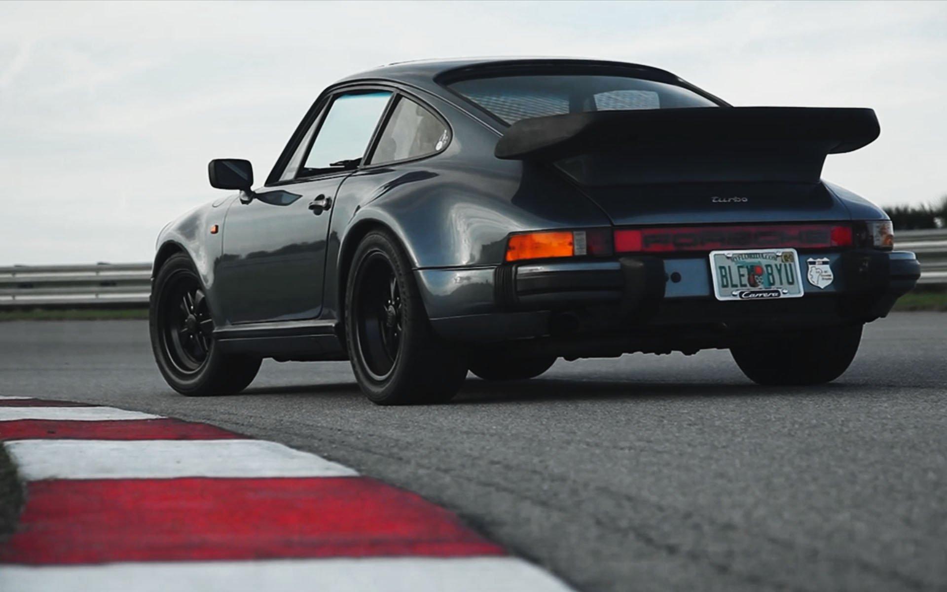 Porsche 930 - 1984