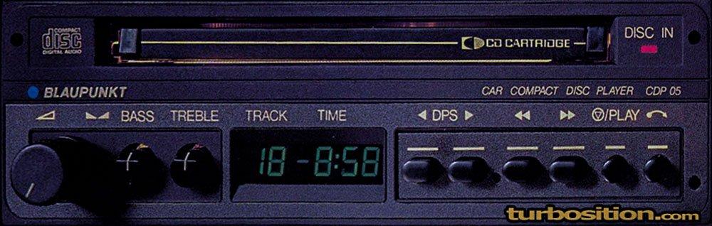 Porsche Radios Von 1974 1989 Turbosition