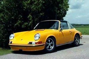 Porsche 911 targa (1970)