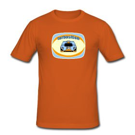T-Shirt Porsche 911 turbo
