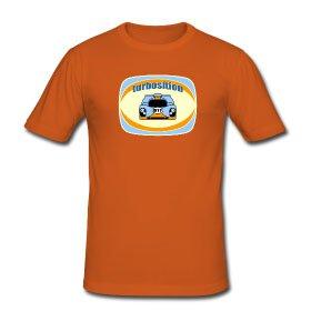 T-Shirt Porsche 911 turbo