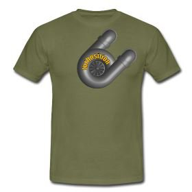 T-Shirt turbocharger