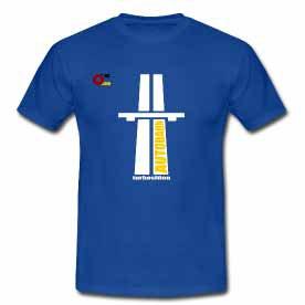 T-Shirt Autobahn